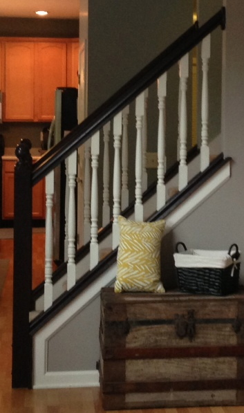 Step Up Your Stairs Susan Yeley Interiors