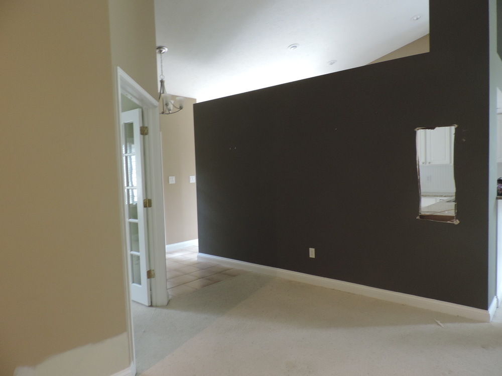 So long, carpet and tile. So long, wall.