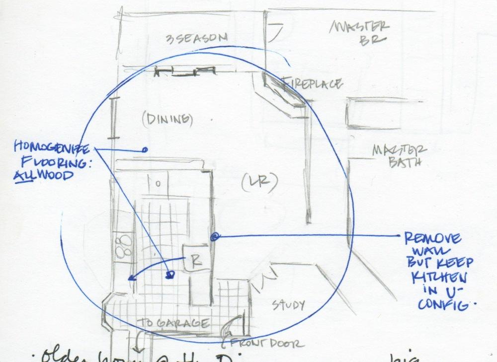4193 Floor Plan Existing