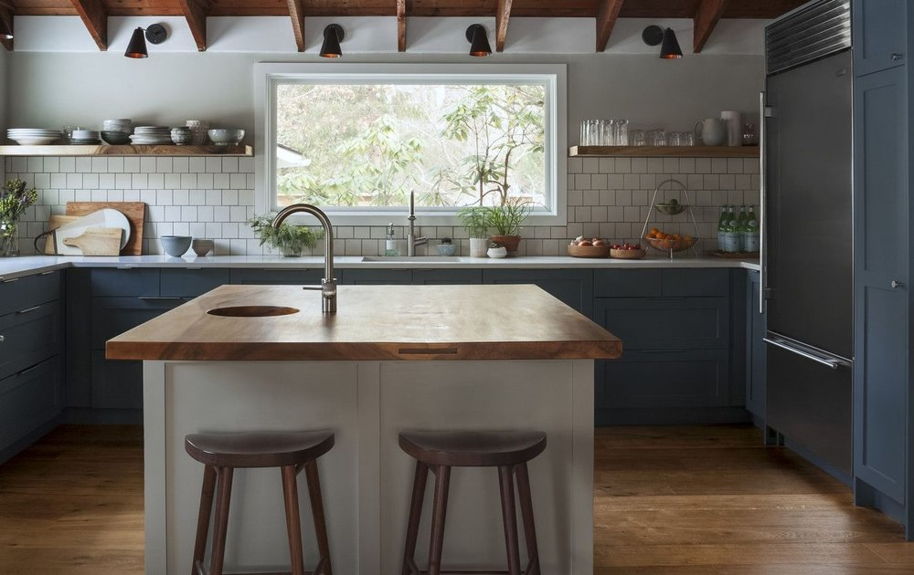 Semihandmade/Jason Varney & The IKEA Kitchen Hack u2014 Susan Yeley Interiors