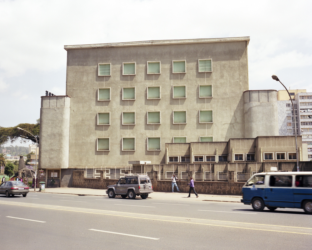 5. The National Theatre, Addis Ababa