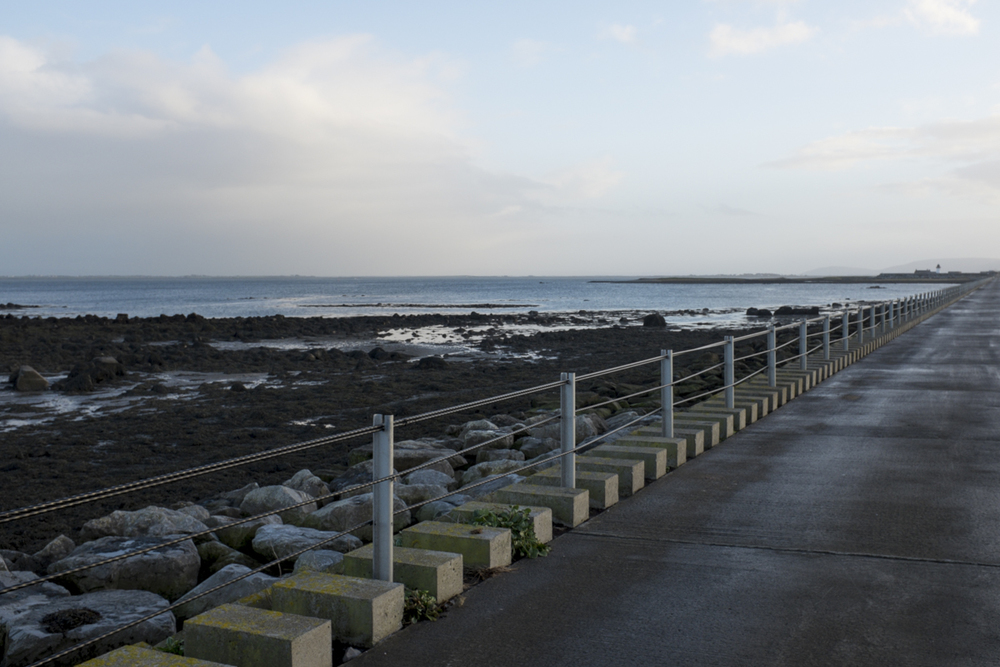 The causeway.