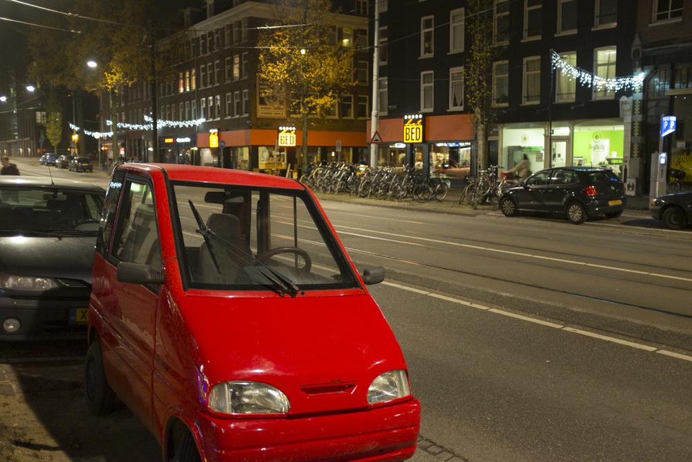 Weird eurocar.