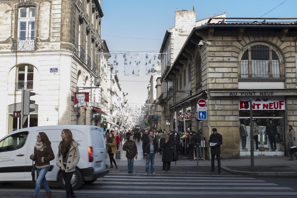 Longest Shopping Corridor