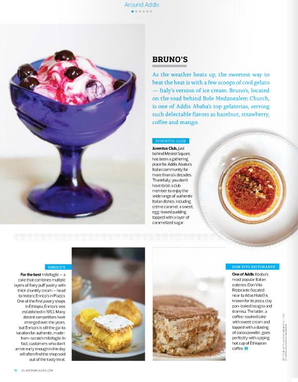 Selamta Magazine 2013