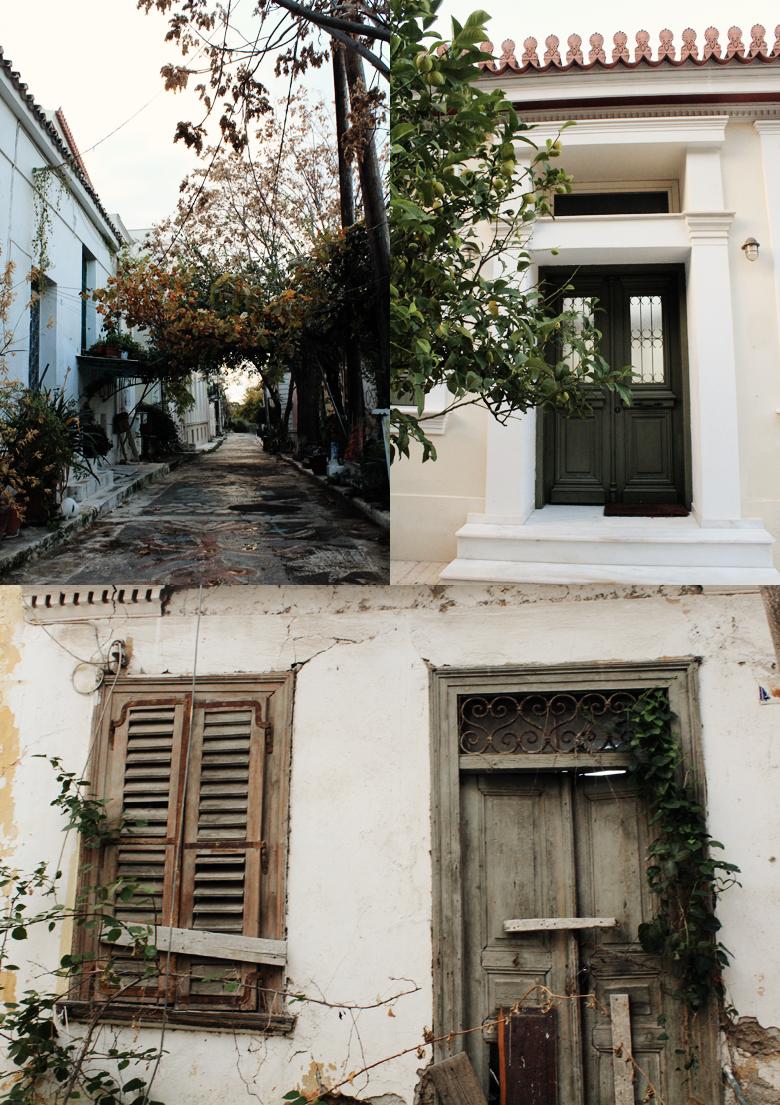 Plaka, Athens // Περιοχή Πλάκας