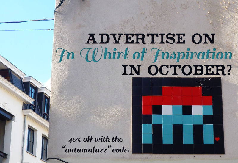 sponsor In whirl of inspiration