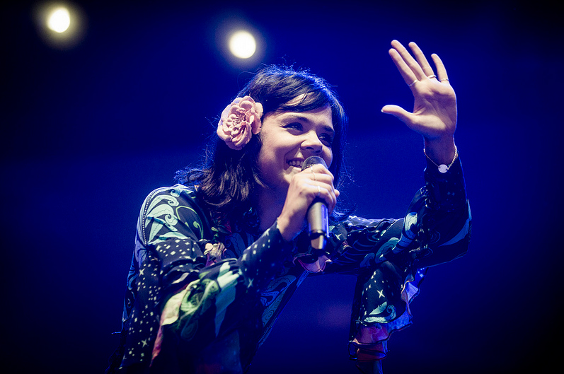 Bat for Lashes || Photo:  Joris Bulckens