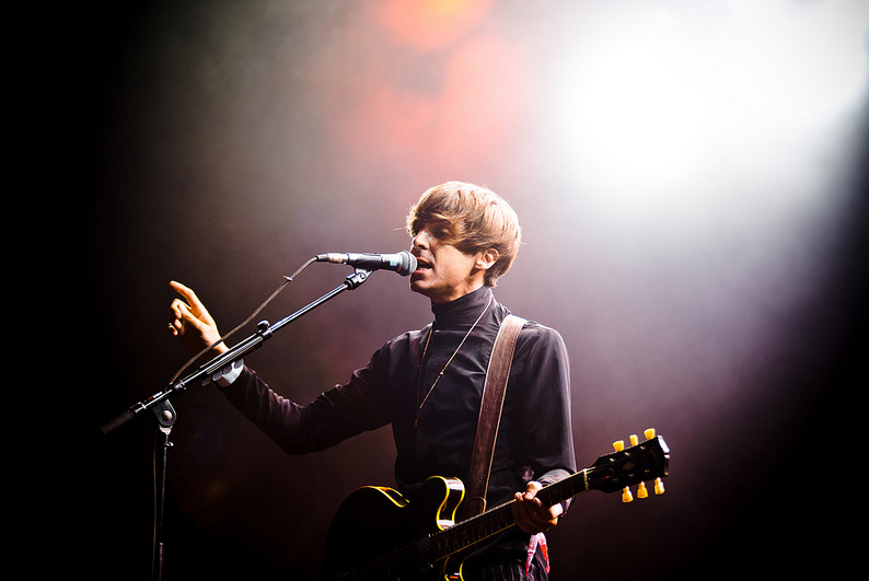 Miles Kane || Photo:  Jens Baert