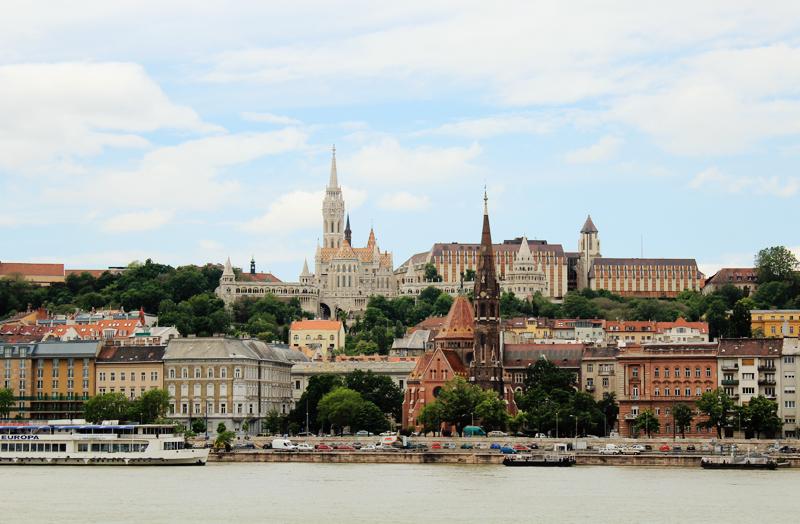 Buda's view, Budapest - Θέα της Βούδας, Βουδαπέστη