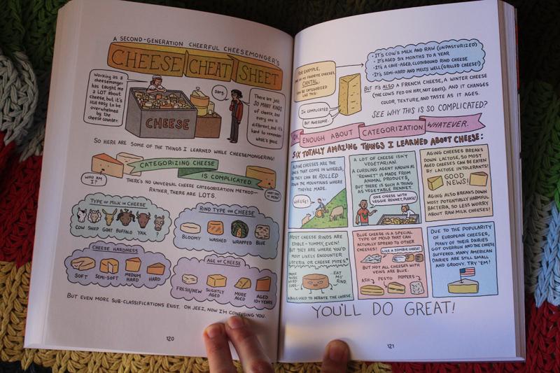 Κριτική Βιβλίου, Relish by Lucy Knisley