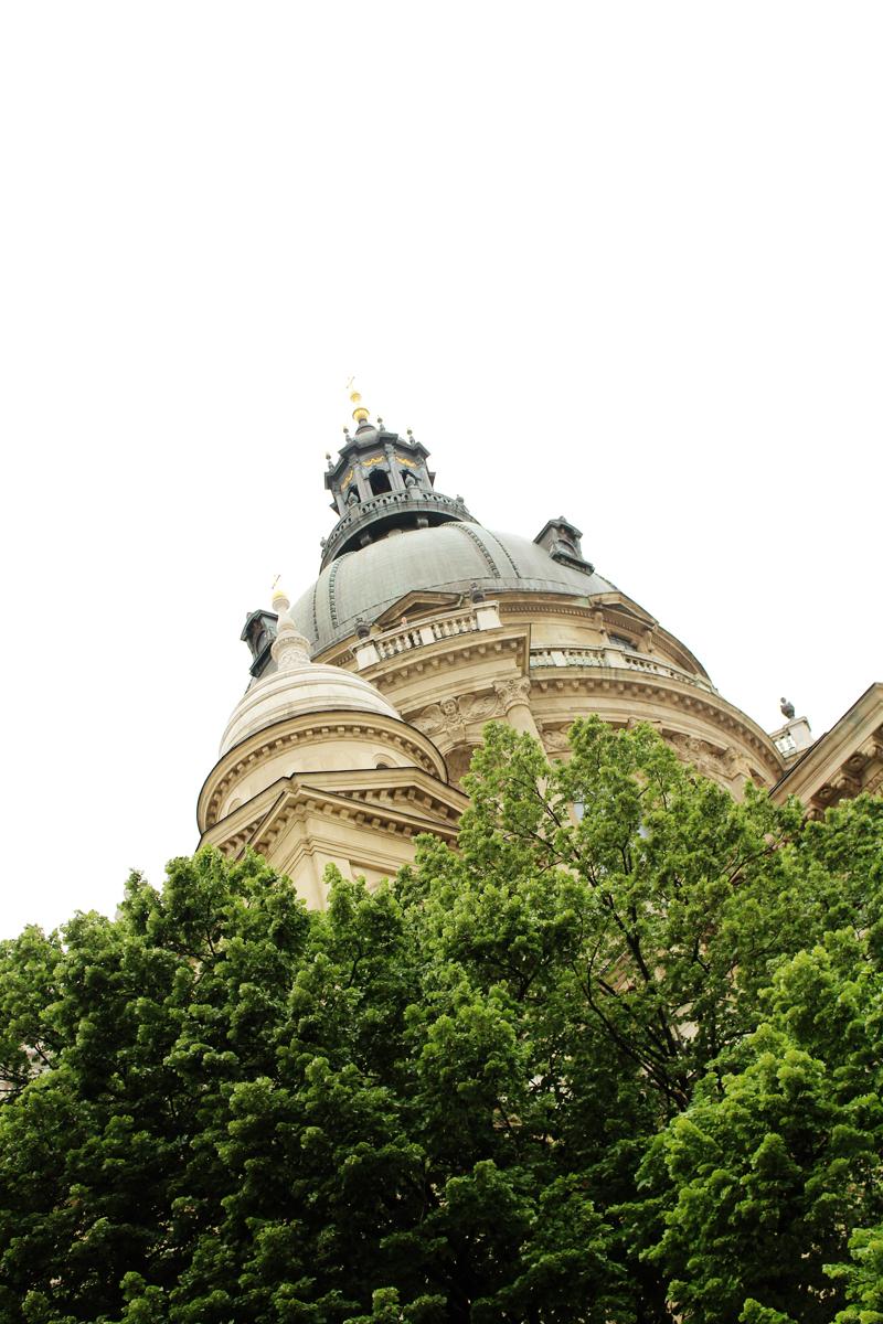 Η βασιλική του Αγίου Στεφάνου (Lipotvaros Περιοχή, Πέστη) - St. Stephen's Basilica - Szent István Bazilika (Lipotvaros Region, Pest )