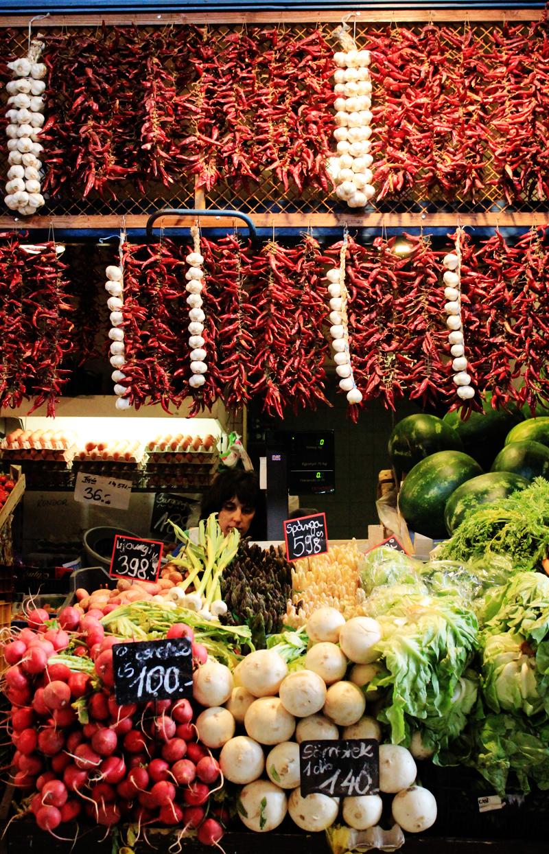 In Great Market Hall // Nagycsarnok (Belvaros Region)