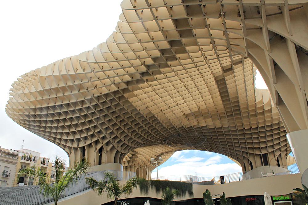 Metropol Parasol Seville - Οδηγός Πόλης Σεβίλλη