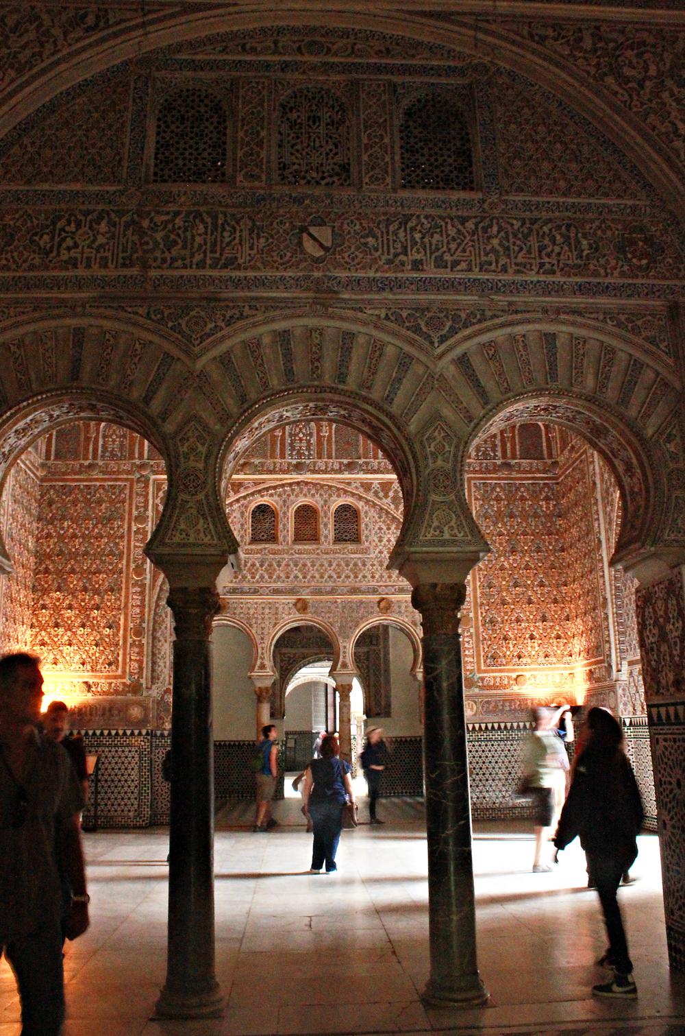 Alcázar Palace of Seville - Οδηγός πόλης για την Σεβίλλη  (6).jpg