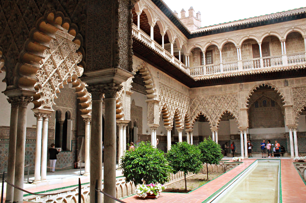 Alcázar Palace of Seville - Οδηγός πόλης για την Σεβίλλη  (8).jpg