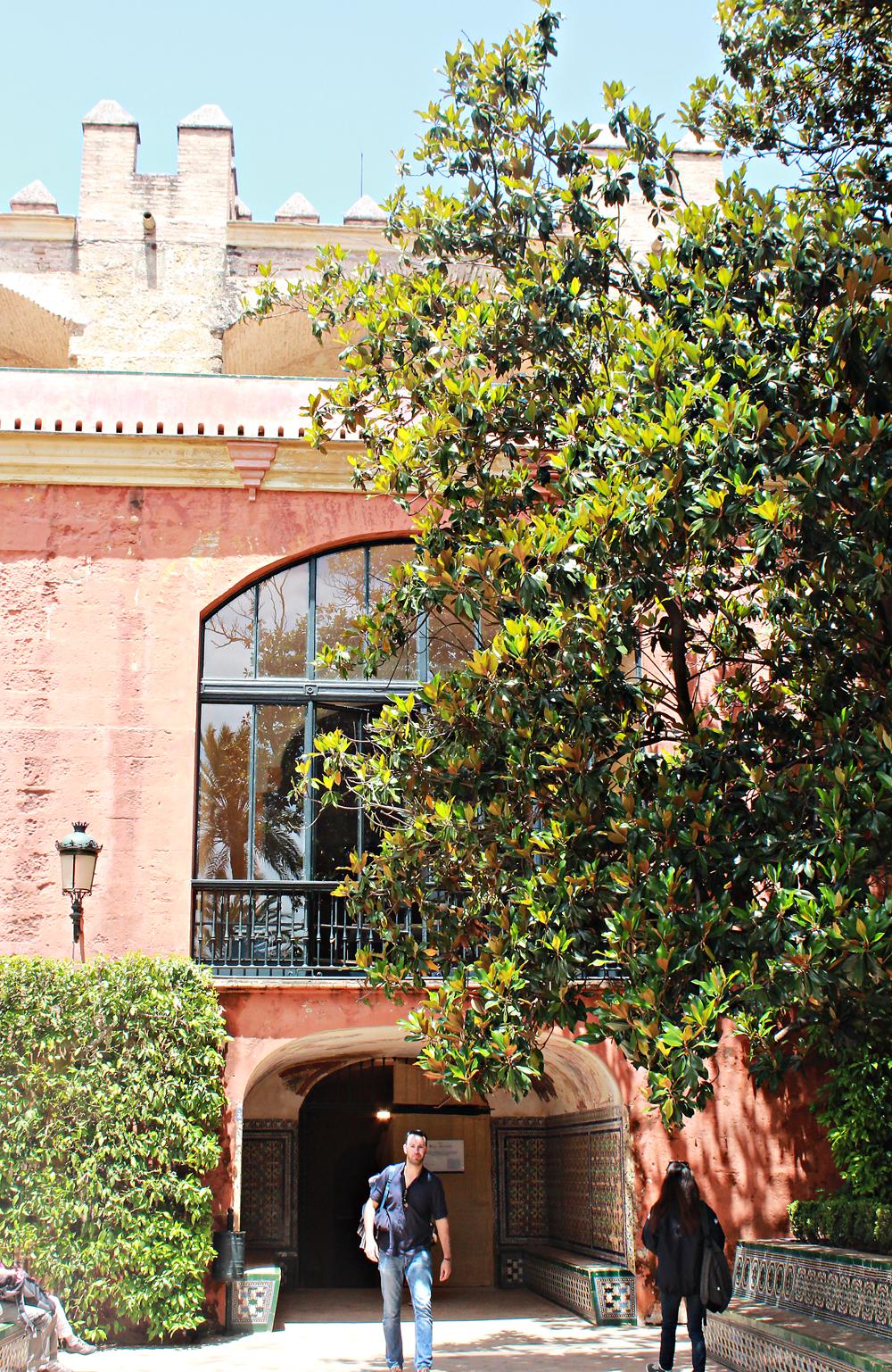 Alcázar Palace of Seville - Οδηγός πόλης για την Σεβίλλη  (10).jpg
