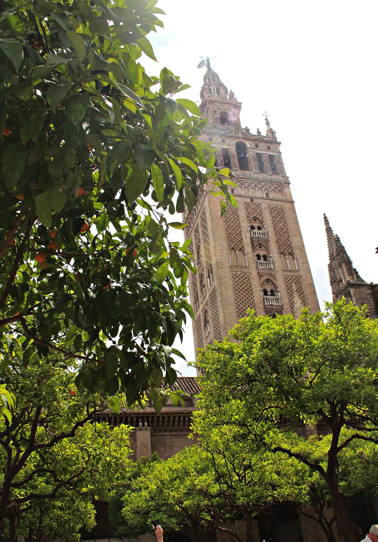 Giralda Tower Seville, Οδηγός πόλης για την Σεβίλλη (2).jpg
