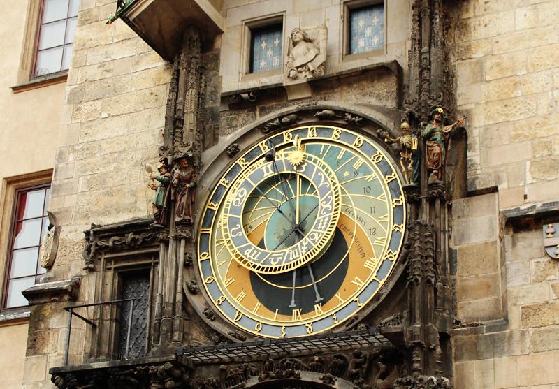 Αστρονομικό Ρολόι - Πραγα