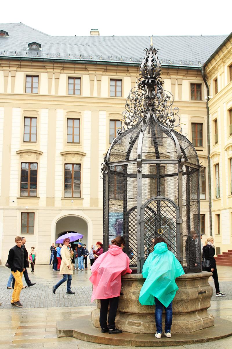 Charle's Palace - Prague