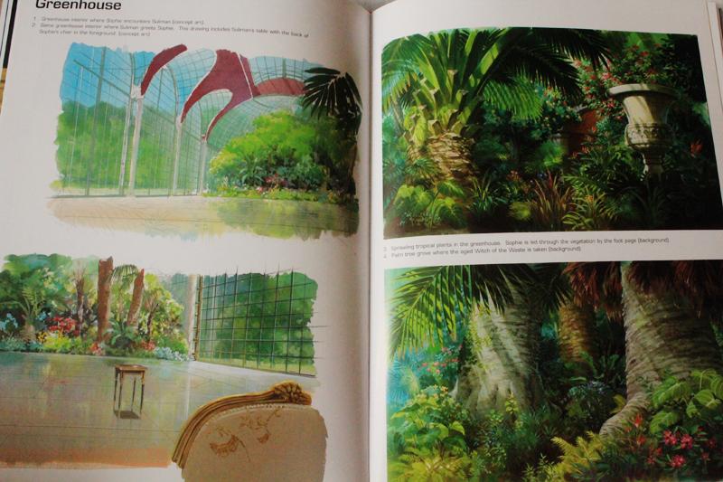 The Art of Howl's Moving Castle Κριτική Βιβλίου, Ξεφυλλισμα (10).JPG