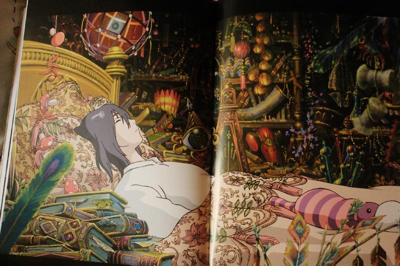 The Art of Howl's Moving Castle Κριτική Βιβλίου, Ξεφυλλισμα (9).JPG
