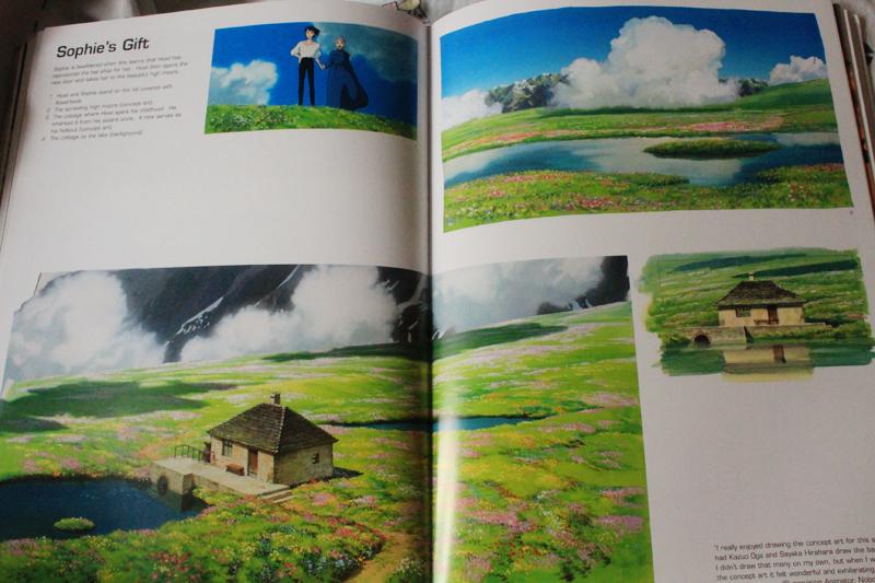 The Art of Howl's Moving Castle Κριτική Βιβλίου, Ξεφυλλισμα (6).jpg