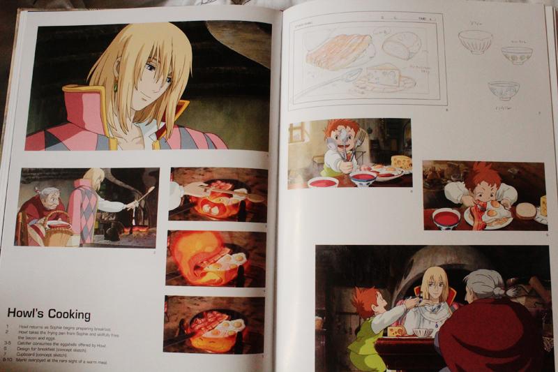 The Art of Howl's Moving Castle Κριτική Βιβλίου, Ξεφυλλισμα (5).JPG