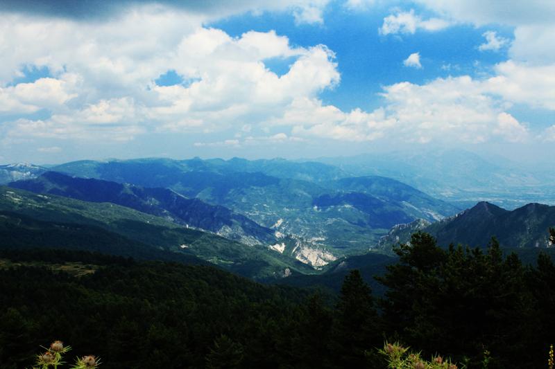 Καϊμακτσαλάν - όρος Βόρρας πεζοπορία από τους πρόποδες ως την κορυφή (13)