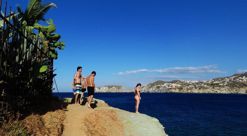 Agia Pelagia Beach Crete - Παραλία Αγίας Πελαγίας (2)