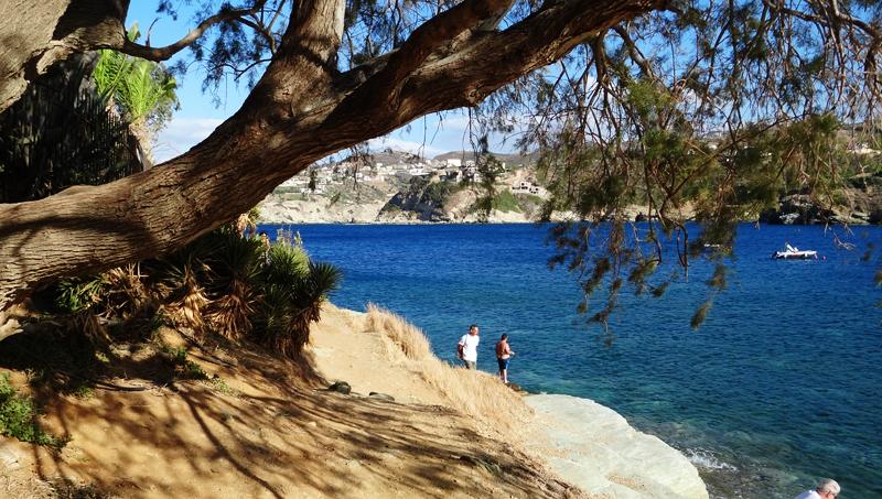 Agia Pelagia Beach Crete - Παραλία Αγίας Πελαγίας (3)