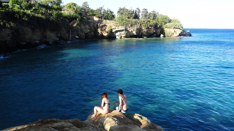 Agia Pelagia Beach Crete - Παραλία Αγίας Πελαγίας (7)