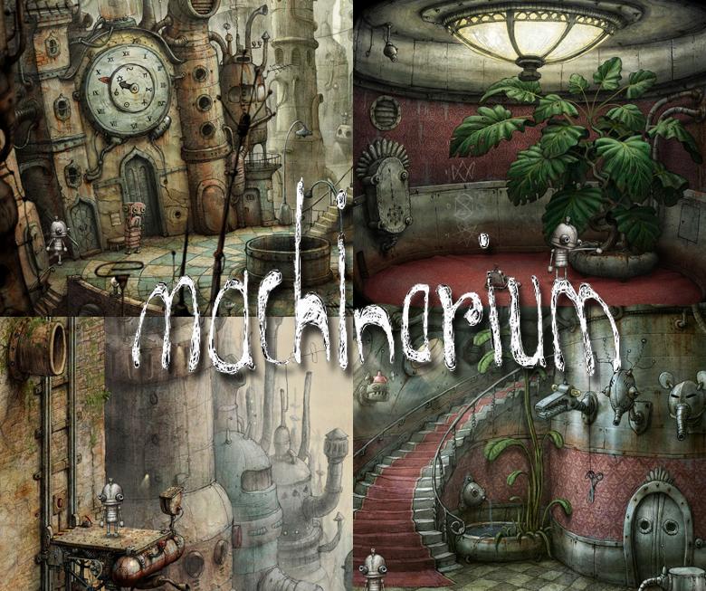 Machinarium Review