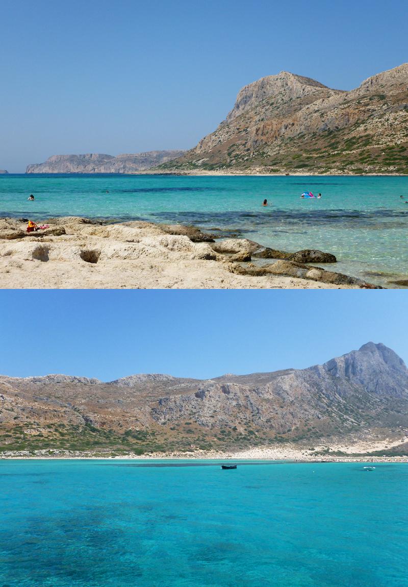 Μπάλος, Κρήτη