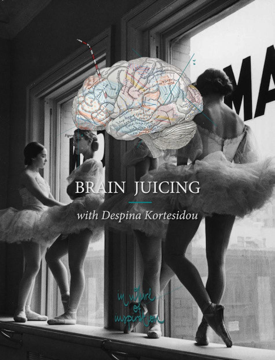 Brain Juicing: Επεισόδιο 01, Η πίεση από ομοτίμους | από το IN WHIRL OF INSPIRATION