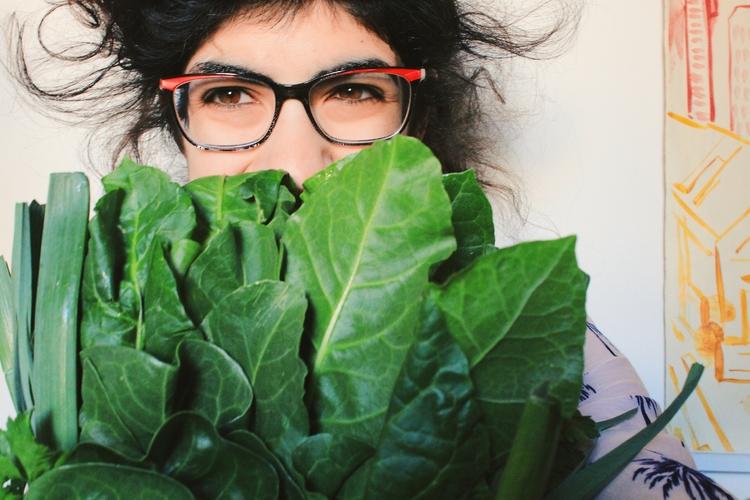 Μίνι μάθημα υγιεινής διατροφής: μάθημα 01, προετοιμάζοντας το έδαφος | από το IN WHIRL OF INSPIRATION