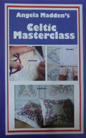 Celtic Quilt design - masterclass - DVD