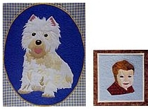 Portrait  quilts