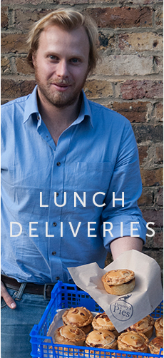 Lunch deliveries