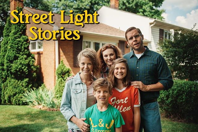 "We're thrilled to finally announce that our new short film, STREET LIGHT STORIES, will premiere online July 19th! Since we started the Pittsburgh Dad show nearly 6 years ago, we've always wondered what a feature film set in that world (with the rest of the family!) would look and feel like. An authentic glimpse back at how we grew up. So last year we took a few classic dad scripts, adapted them, and shot a short test film. Now, in just a few weeks you'll get to spend a couple minutes with the family back on a warm summer evening of 1987.  Details and tickets for our local Pittsburgh premiere screening will be released soon. (And for those that will surely ask, this doesn't change the weekly Pittsburgh Dad show. It's more of a fun ""what if?"" The show characters will be just as invisible as they've always been.)"