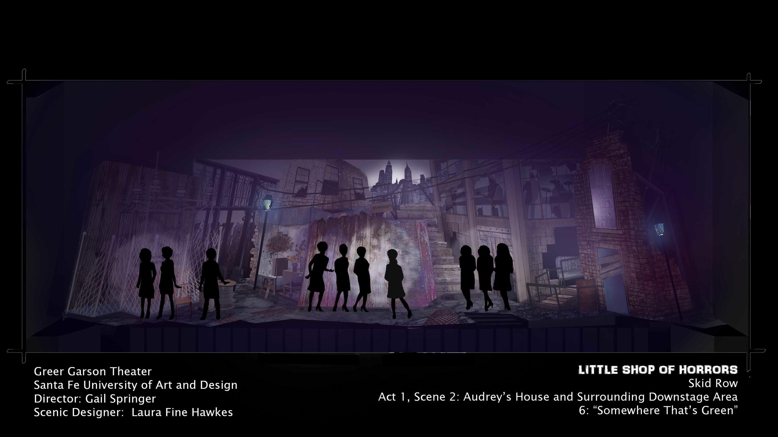Musical Theatre Designhawkes