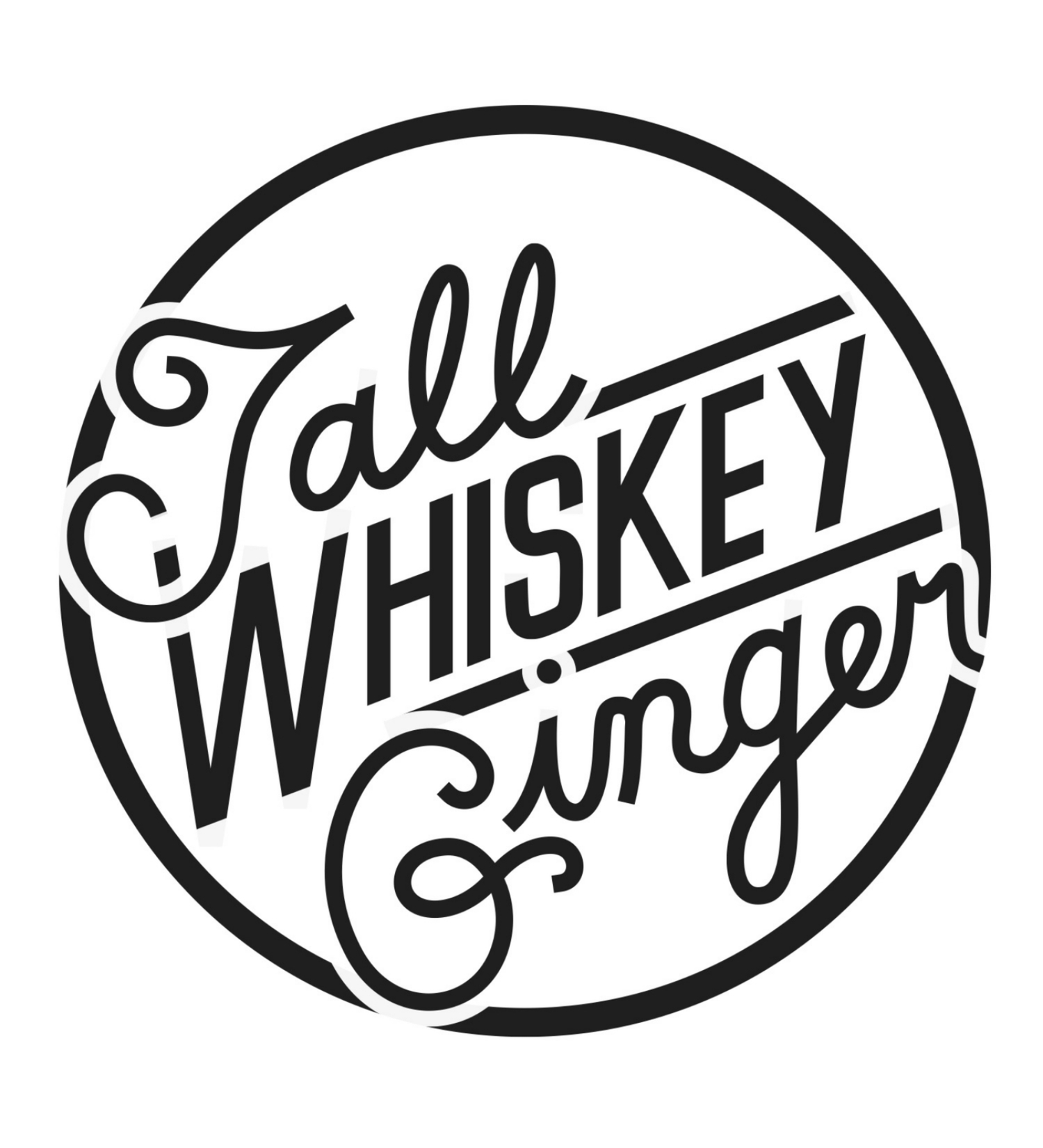 Tall Whiskey Ginger