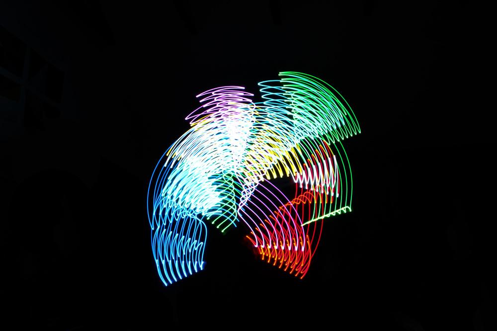 LED Strip - my favourite photo :)