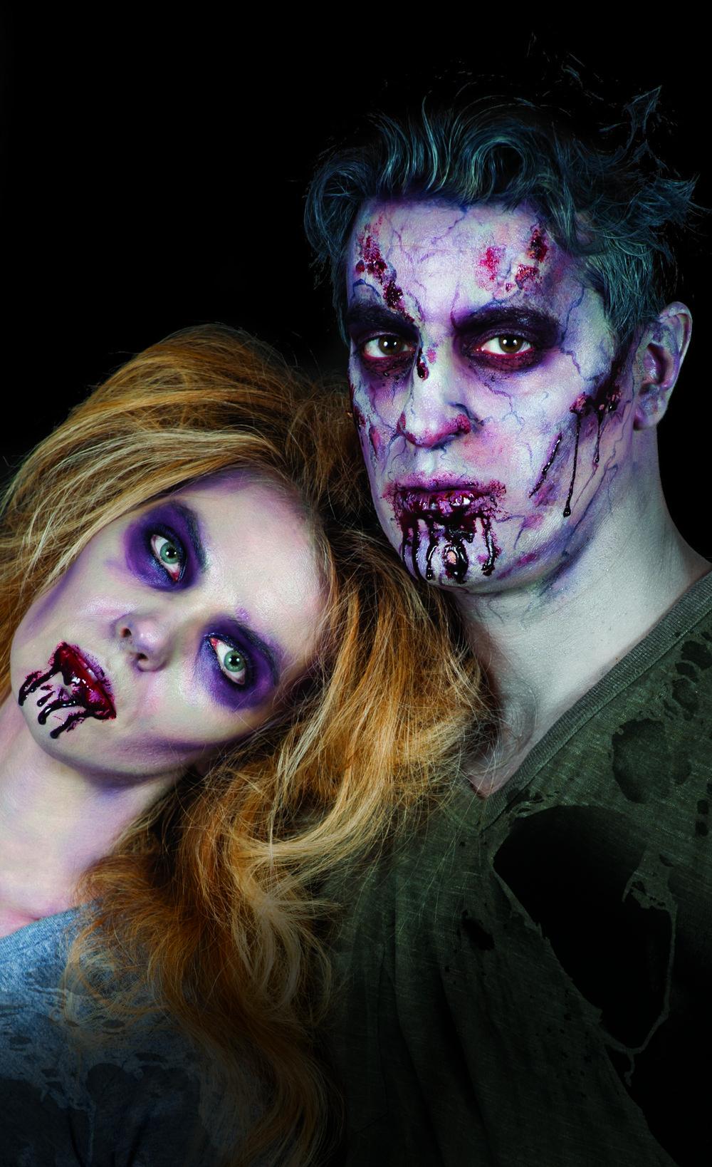 Mehron Zombie Kits 2016: