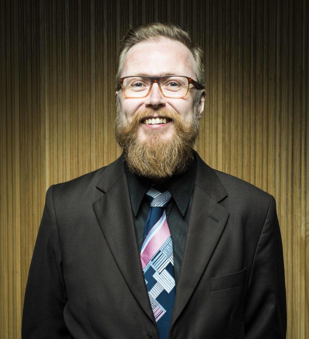 Thorolf Thuestad – Elektronikk - Foto: Thor Brødreskift