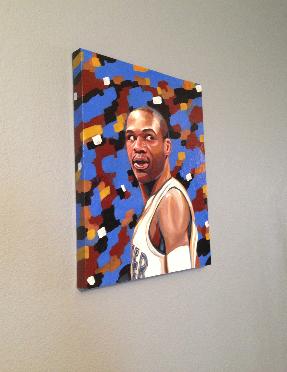 Russell Westbrook - Wall