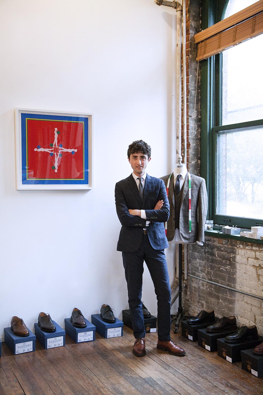 Daniel Lewis, Designer