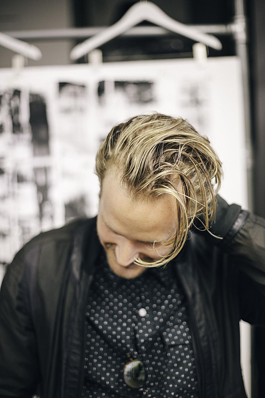 Robert Geller, Designer