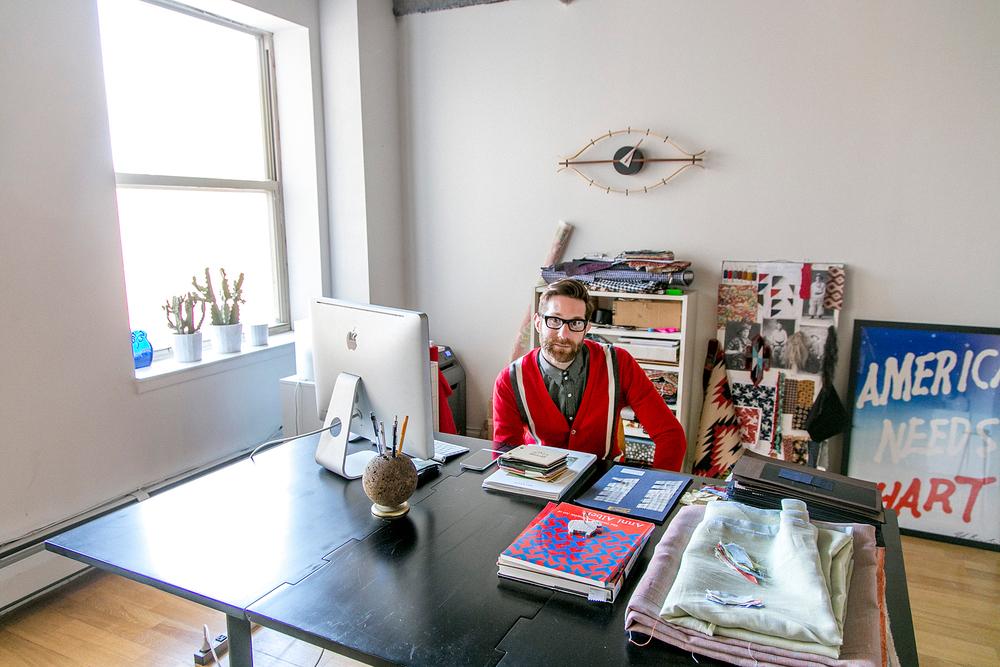 David Hart, Designer