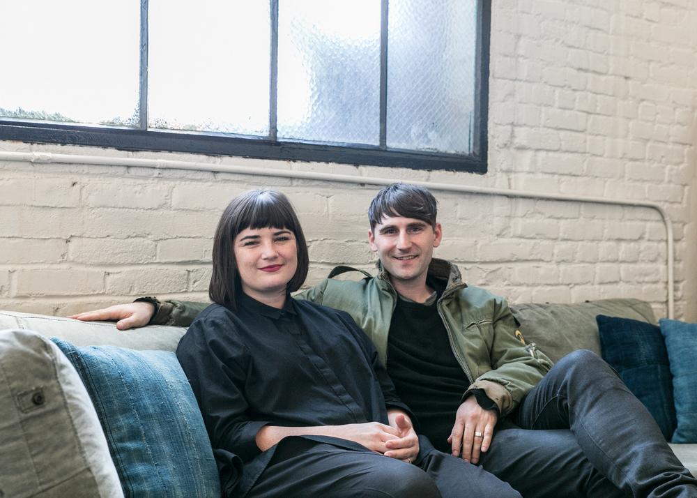 Stephen & Beks Kenn, Designers